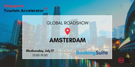 Singapore Tourism Accelerator: Amsterdam Roadshow tickets