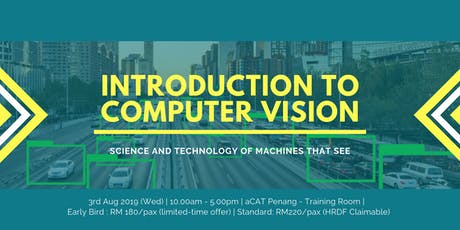 Hands-on Computer Vision Workshop tickets