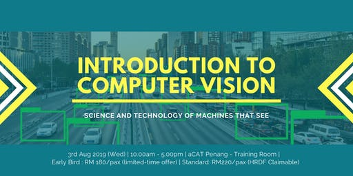 Hands-on Computer Vision Workshop