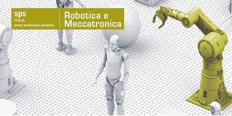 Robot e Automazione: le sfide per l'integrazione biglietti