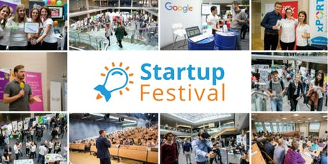 Startup Festival 2019 tickets