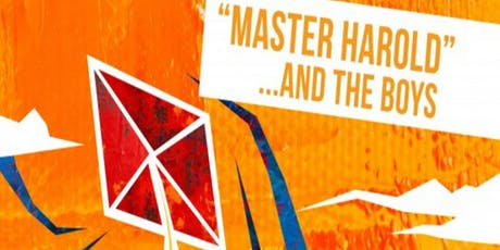"""LightHouse Ensemble Presents: """"Master Harold""""... & the boys Auditions tickets"""