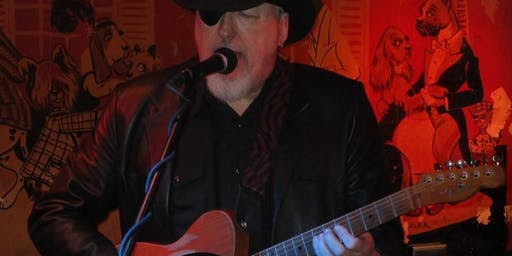 Blues Night Featuring Bob Pace