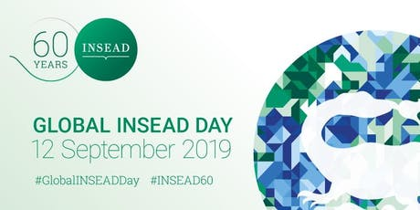 GLOBAL INSEAD DAY 2019 billets