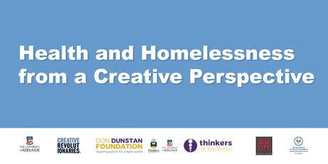 Health and Homelessness from a Creative Perspective tickets