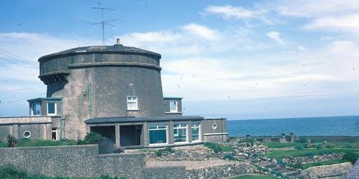 Guided Tour of Martello Tower, Historical Walk and Talk on Cliff Walk, Portrane TOUR 1