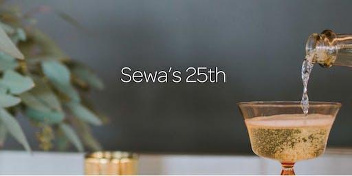 Sewa's 25th