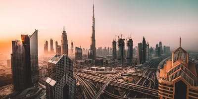 From the North East to the Middle East: An intro. to Dubai EXPO 2020 and working in the Middle East