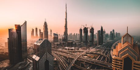 From the North East to the Middle East: An intro. to Dubai EXPO 2020 and working in the Middle East tickets