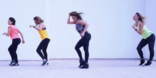 R&B Dance Fitness North Lakes Pop-Up Class
