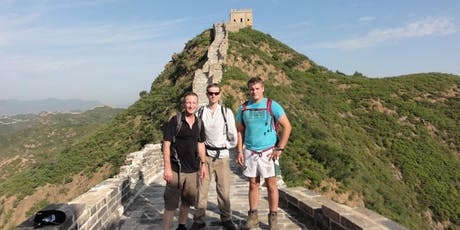 City Hospice Great Wall of China Trek Information Evening tickets