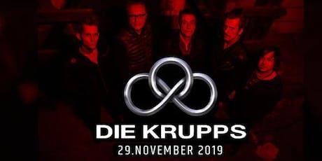 DIE KRUPPS Tickets