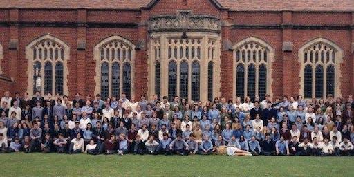GGS 1994 leavers- 25 year reunion