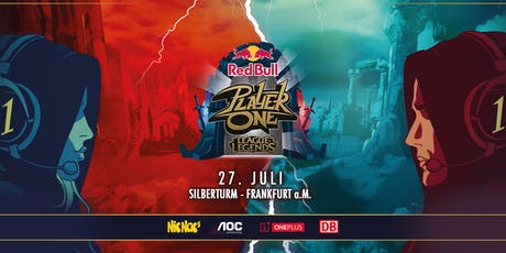 Red Bull Player One 2019 | Deutschland Tickets