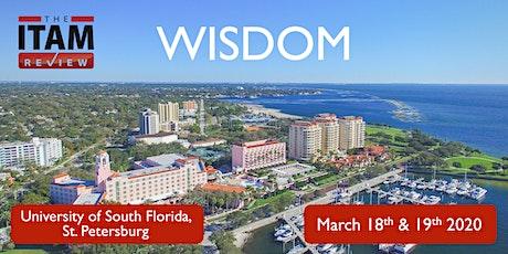 Wisdom US 2020 tickets