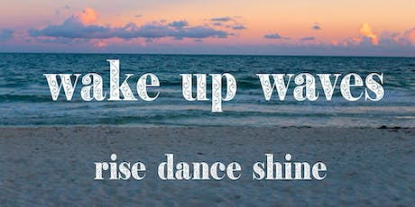 Wake up Waves- 5 Rhythms on Brighton beach -an early morning saturday special  tickets