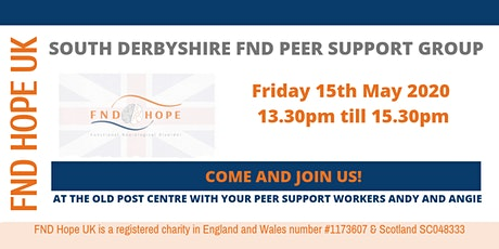 South Derbyshire FND Peer Support Group tickets