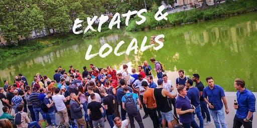 Expats & Locals @ Feuersee Lake (BYOB)