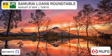 IFR & LPC Samurai Loans Roundtable tickets