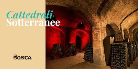 Visita in italiano alle Cantine Bosca il 13 agosto 19 ore 10:00 tickets