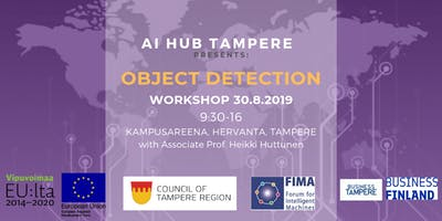 AI Hub Tampere: Workshop on Object Detection