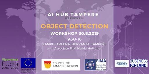 AI Hub Tampere: Workshop on Object Detection