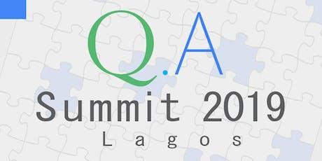 "QA Summit: ""Fine-tuning  the Quality Playbook"" tickets"
