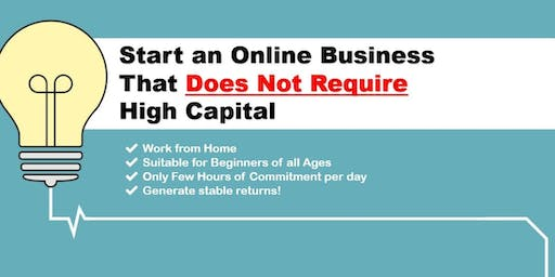 Start Your Online Business with Amazon with a Minimum Capital
