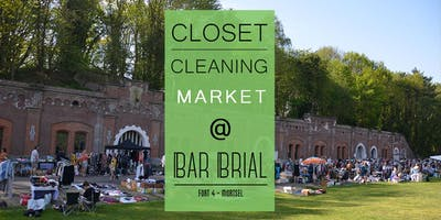Closet Cleaning Market - 18 augustus - Mortsel 'Bar Brial'