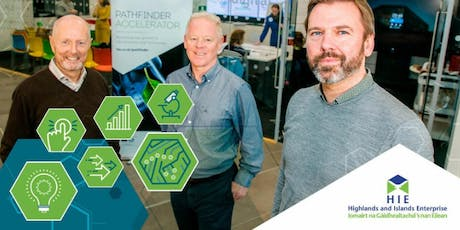 Pathfinder Accelerator Taster Session – Inverness tickets