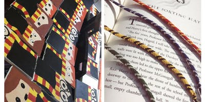 Craft'd Bus Workshops: Harry Potter crafts!