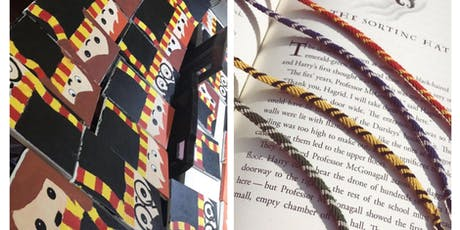 Craft'd Bus Workshops: Harry Potter crafts! tickets