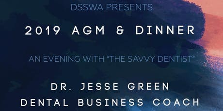 DSSWA AGM and Jesse Green Lecture tickets