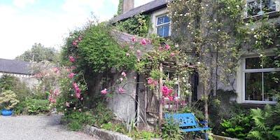 Gardening Workshop at Knockrose - The Wonderful Word of Edible Ornamentals