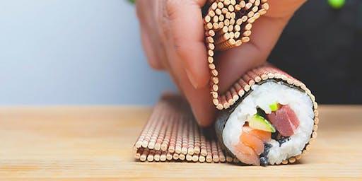 Sushi School @ Dinghams