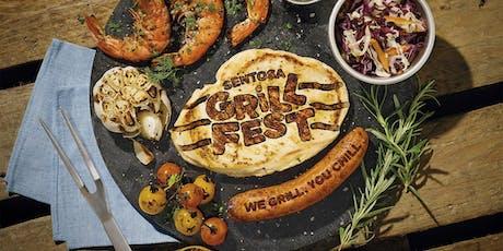 Sentosa GrillFest 2019 tickets