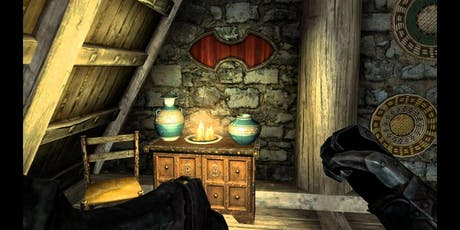 Workshop: Create a Weapon Rack from Skyrim tickets