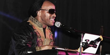 Godfrey Gayle as Stevie Wonder tickets