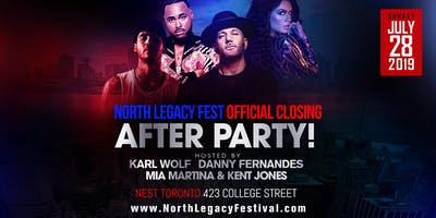 North Legacy Fest (Official Closing) After Party
