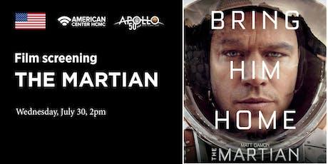 Film screening: The Martian tickets