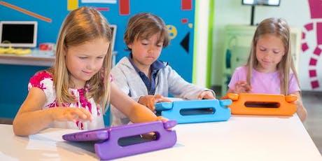 Programmieren für Kinder von 8-11 Jahren - 6x Coding Kurs im Pioneers Club Tickets