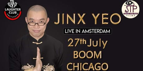 Jinx Yeo Live in Amsterdam tickets