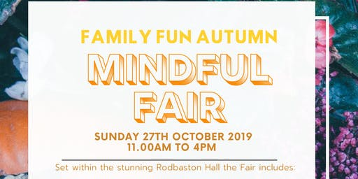 Halloween Family Mindful Event