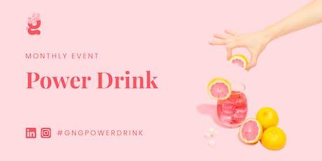Power Drinks tickets