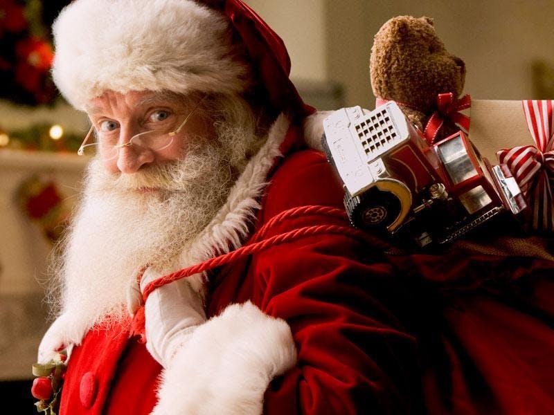 Santa Claus at CityNorth Hotel 2019