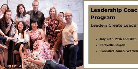 LCL - Leaders Create Leaders - Leadership Coaching Program tickets