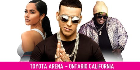 DADDY YANKEE, BECKY G, & SECH in Concert! tickets