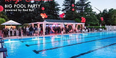 Rouge Carrousel | Pool Party at Harbour Club - AmaMi Communication