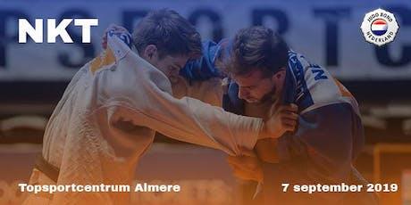 NKT Judo tickets