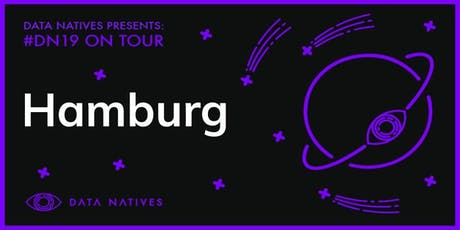 Data Natives Hamburg v 6.0 Tickets
